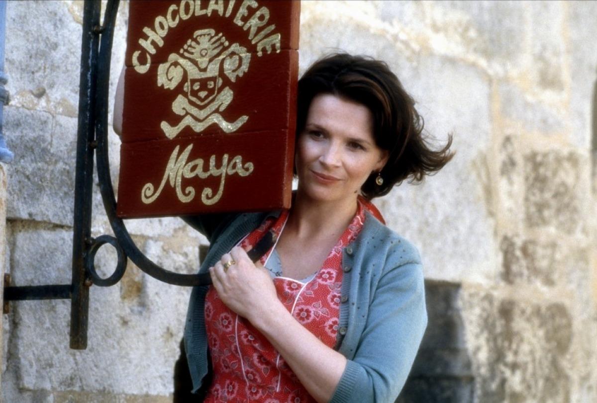 Annenizle İzleyebileceğiniz Filmler | Chocolat