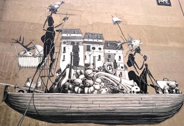 Yeldeğirmeni Sokak Sanatı Turu