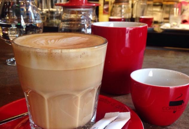 Konsept Kahvenin Uğrak Noktaları: Coffeetopia