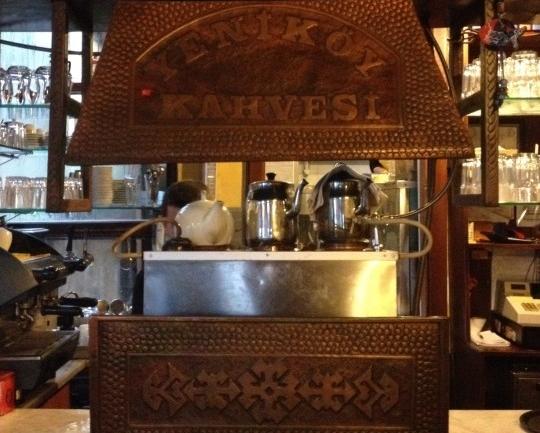 Yeniköy'de Huzur: Yeniköy Kahvesi