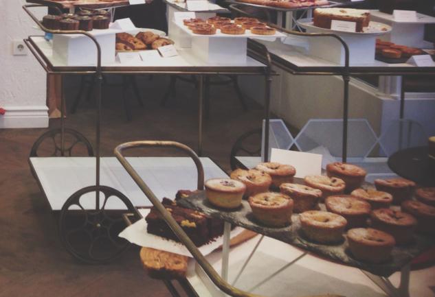 Teşvikiye'de Bir Bakery-Cafe: Grandma