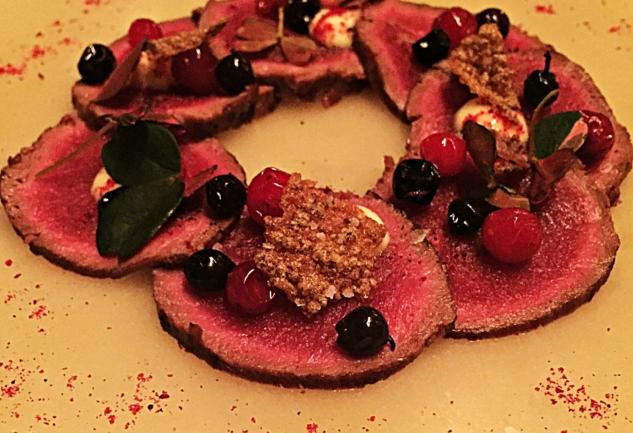 New York'ta Michelin Yıldızlı Bir Akşam Yemeği: Aquavit