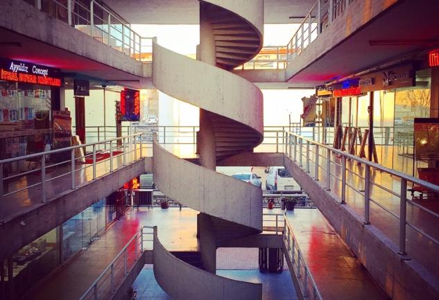 İstanbul Manifaturacılar Çarşısı: Modern Sanat Müzesi