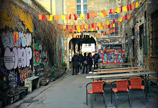 Alternatif Berlin Rehberi