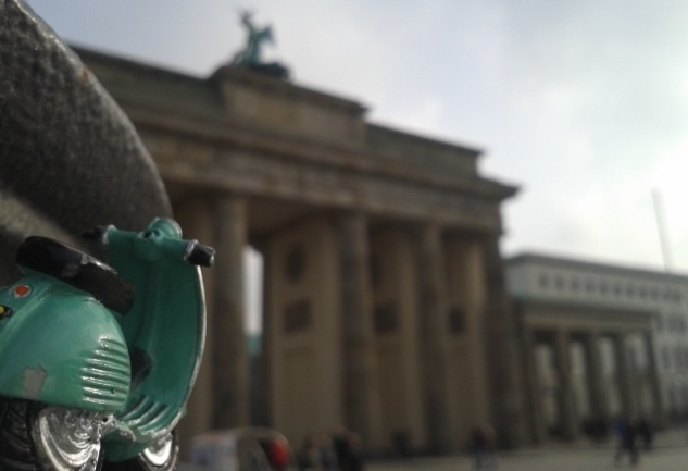 Aavespa Berlin'de: Contemporary Berlin