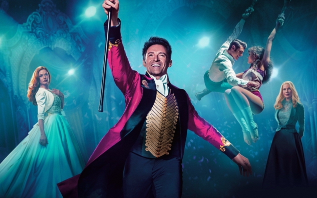 muzikal filmler – the greatest showman