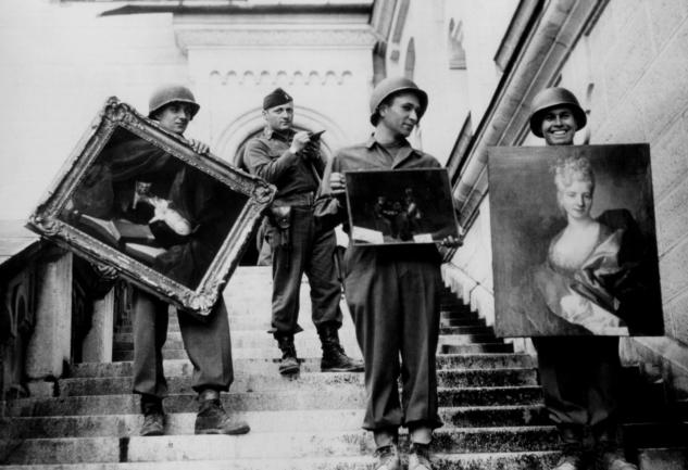 II. Dünya Savaşı'nın Sanat Cephesi: The Rape of Europa