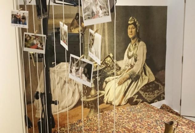 Bir Kartpostal Koleksiyonu: Osmanlı'dan Cumhuriyet'e Kadınlar