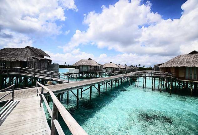 %90'ı Deniz Olan Ülke: Maldivler