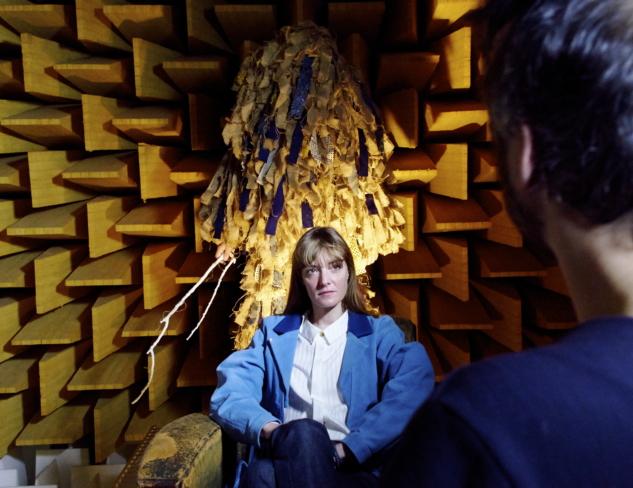 Tran Van Gie_Kate Moran et Gurwann Tran Van Gie sur le tournage d'EXPERIENCE INTEGRE