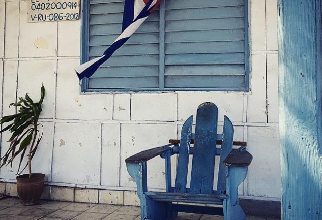 Değişimden Önce, Değişen Küba