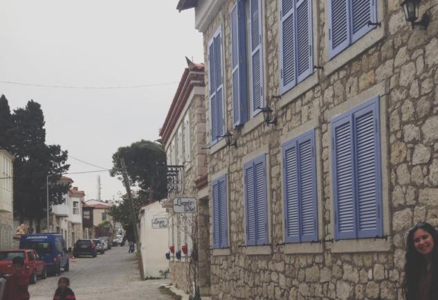Bir Haftasonu Kaçamağı: İzmir ve Alaçatı