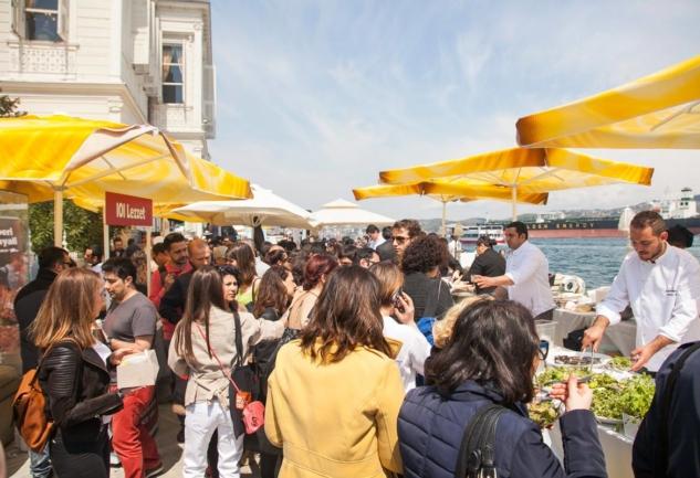 Pazar Aktivitesi: 101 Lezzet Festivali