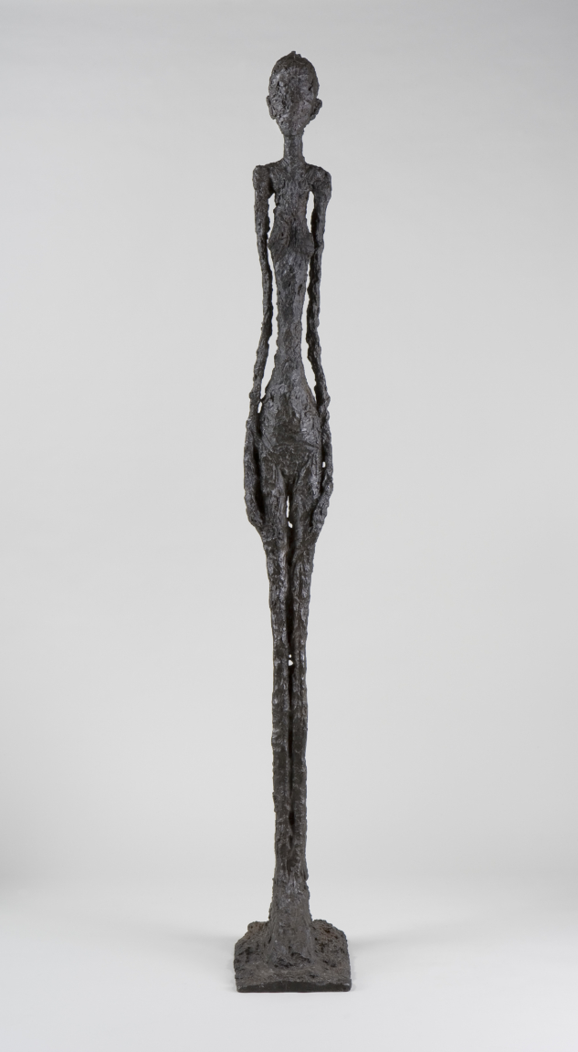 Alberto Giacometti Büyük Kadın I, 1960 Tall Woman I,