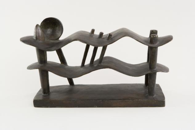 Alberto Giacometti Uzanmış Düş Gören Kadın, 1929 Reclining Woman Who Dreams