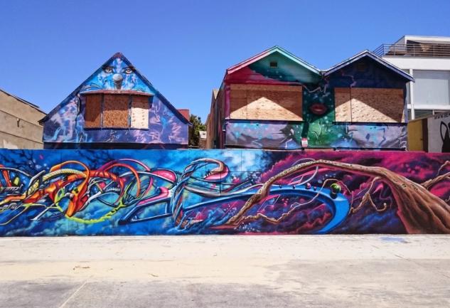 Los Angeles Sokak Sanatı Turu Vol.1: Venice