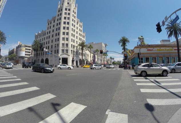 Ver Elini Amerika!: Los Angeles'ta İki Gün