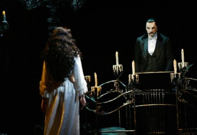 Zorlu PSM'de Büyülü Bir Müzikal Deneyimi: The Phantom of The Opera