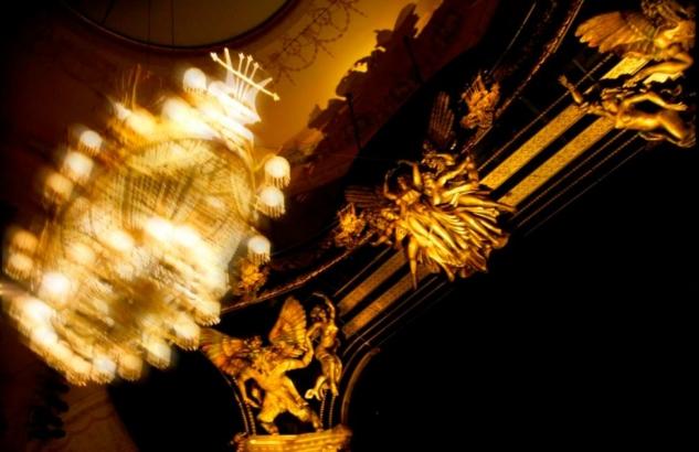 The Phantom of the Opera – Avize