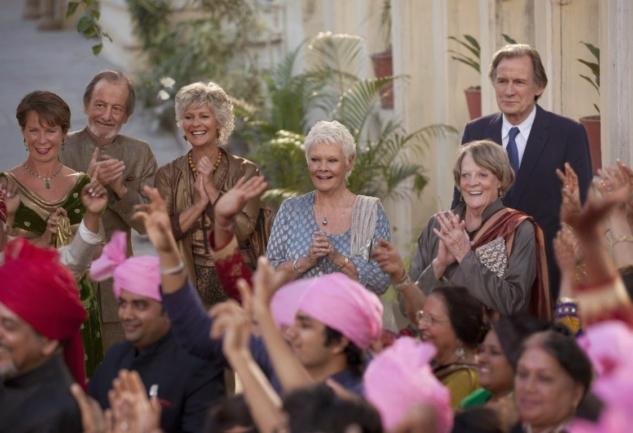Hayatımın Tatili: The Best Exotic Marigold Hotel