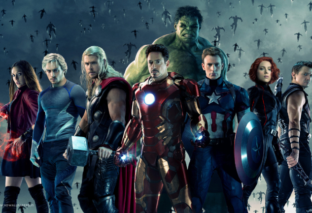 Avengers: Age of Ultron: Bir Teknoloji Gösterisi