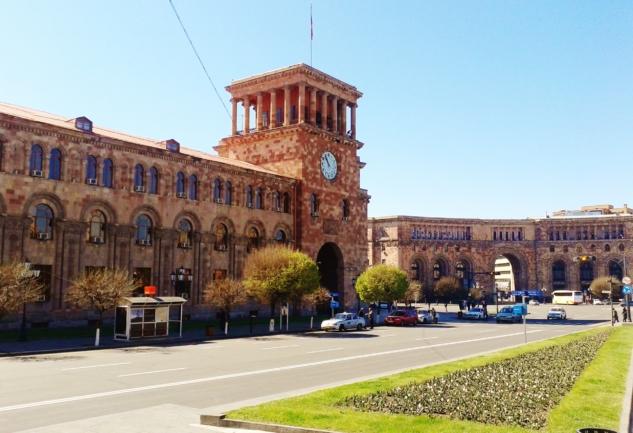 Dağın Öteki Yüzü: Ermenistan