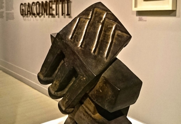 Pera Müzesi'nde Alberto Giacometti Sergisi