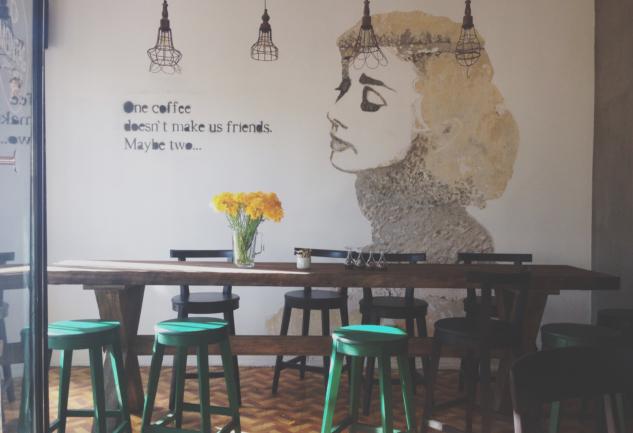 Montag Coffee Roasters: Kadıköy Çarşı'da Kahve Keyfi