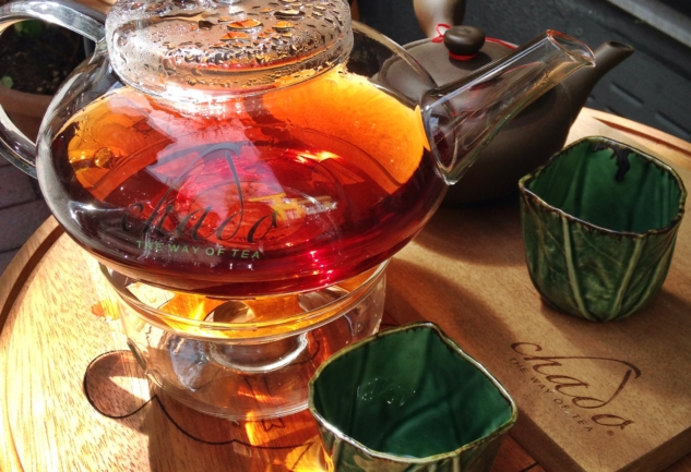 Arnavutköy'de Bir Çay Seremonisi: Chado Tea Shop