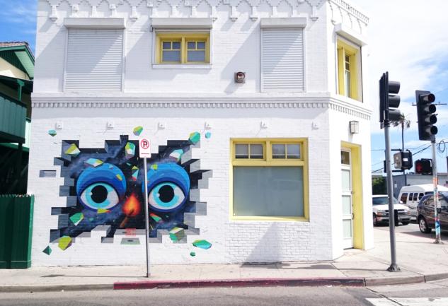Los Angeles Sokak Sanatı Turu Vol.2: Santa Monica Place