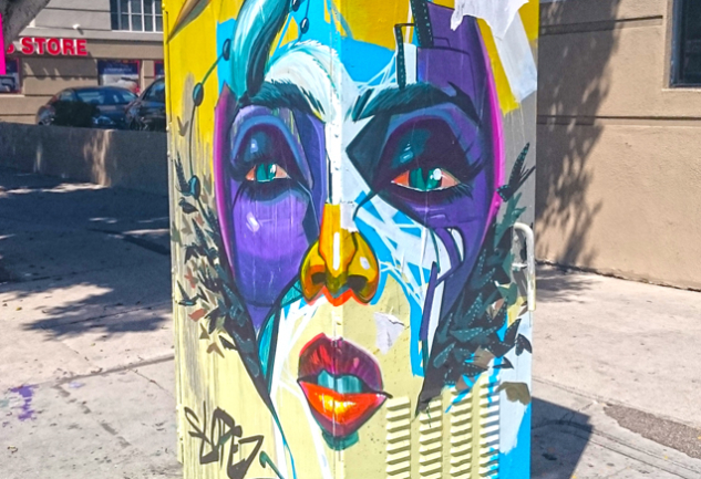 Los Angeles Sokak Sanatı Turu Vol.4: WEHO