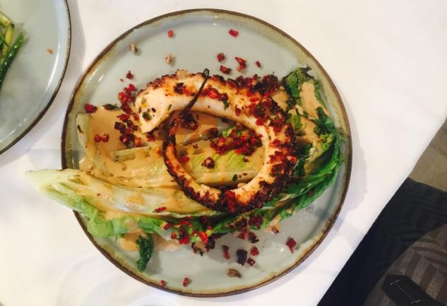 Amanda Bravo Bistronomique: Reşitpaşa'da Bir Öğle Yemeği Harikası