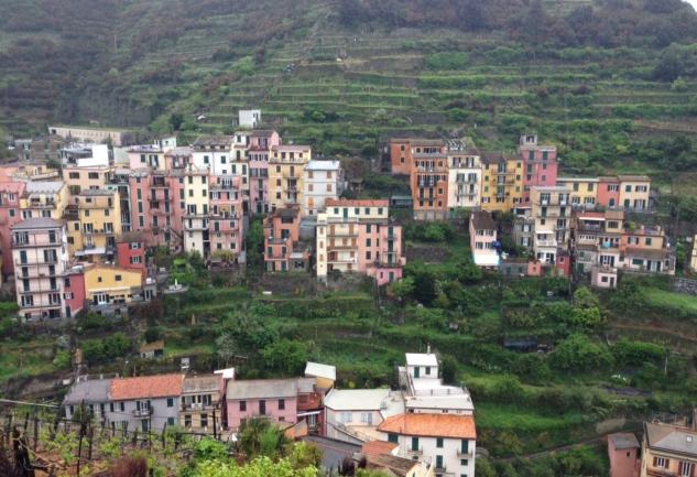 Le Cinque Terre: İtalya'da Bir Cennet