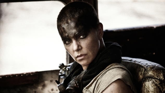 Mad Max: Fury Road   Charlize Theron