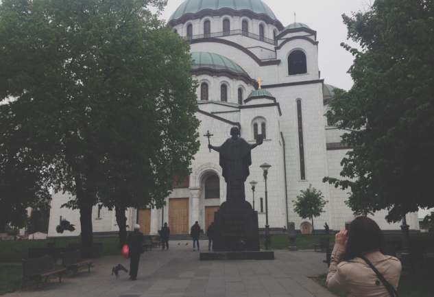 Belgrad: Yemyeşil Beyaz Şehir