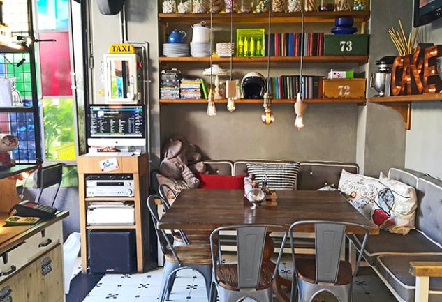 Mutluluğun Kafesi: Cake House Beşiktaş