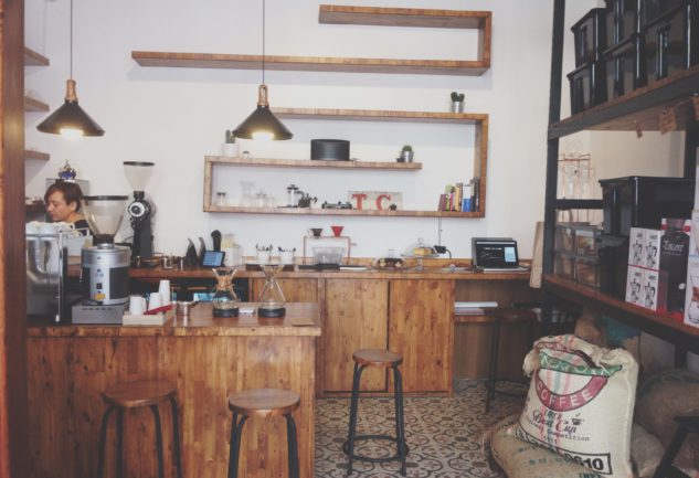 Coffee Department: Balat'tan Yükselen Kahve Kokusu