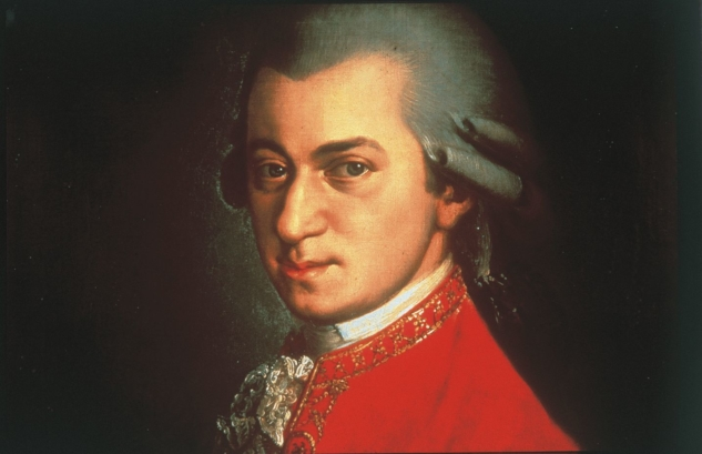 Wolfgang Amadeus Mozar