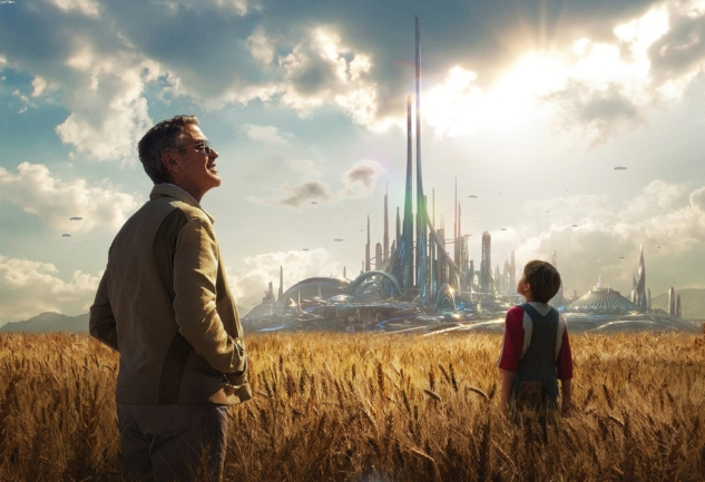 Tomorrowland: Disney Usulü Distopya