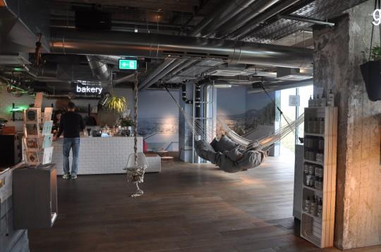 25 h berlin lobby