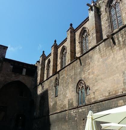 Barselona'da Kentlinin Müzesi: Museu d'Història de Barcelona
