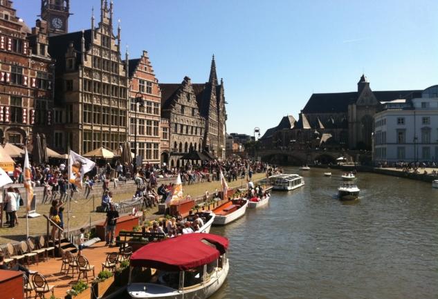 Büyülü Bir Hafta Sonu: Ghent ve Brugge