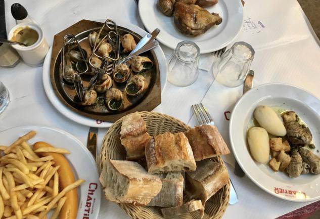 Paris'in Yeme İçme Durakları: Paris'te Nerede, Ne Yenir?