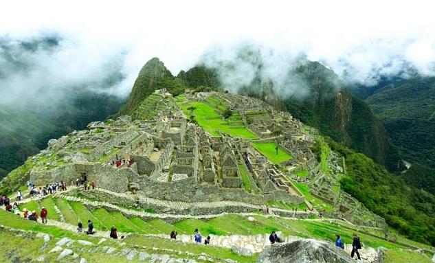 Yitik Kent: Lima, Cusco ve Machu Picchu'ya Sihirli Bir Yolculuk