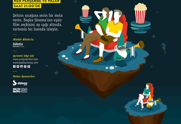 UNIQ İstanbul'da Başka Sinema Geceleri