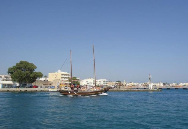 Kos Adası: Deniz ve Güneş Burada Güzel!