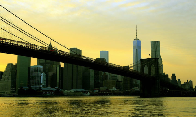New_York_At_Sunset