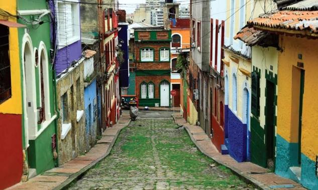 Streets_Bogota