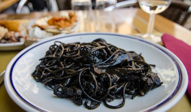 Spaghetti Nero