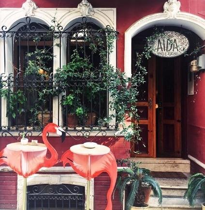 Aida Vino e Cucina: Moda'da bir İtalyan